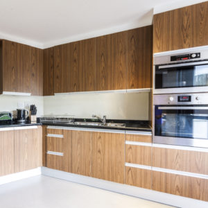 Modernisierung Einbauküche Induktionsherd
